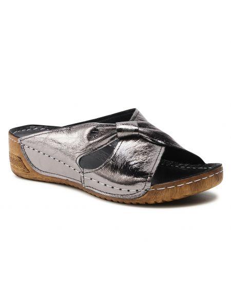 Sandały skórzane Loretta Vitale