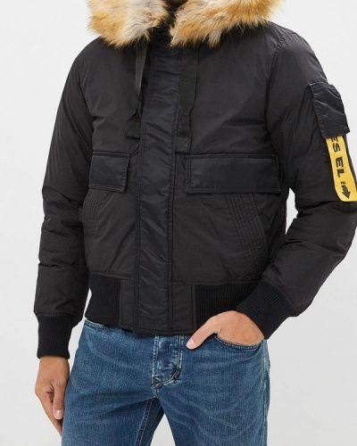Зимняя куртка утепленная осенняя Diesel