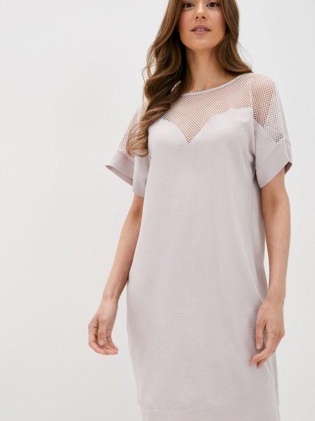 Розовое платье Villagi