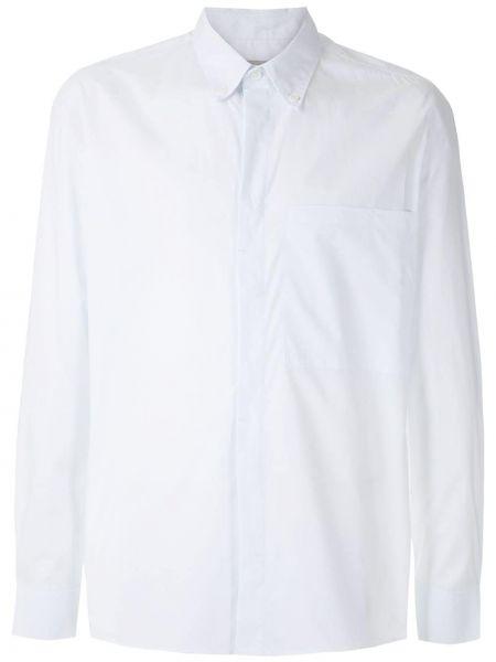 Koszula z długim rękawem klasyczna otwarty Egrey