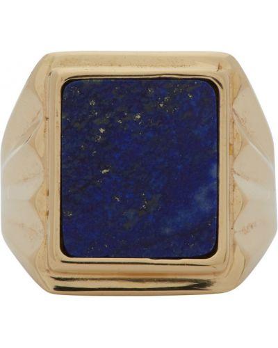 Srebro pierścień plac Bottega Veneta