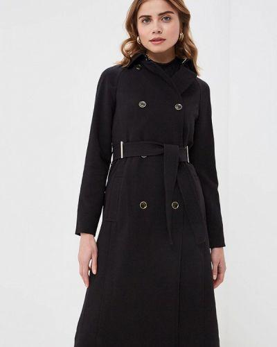 Пальто - черное Karen Millen