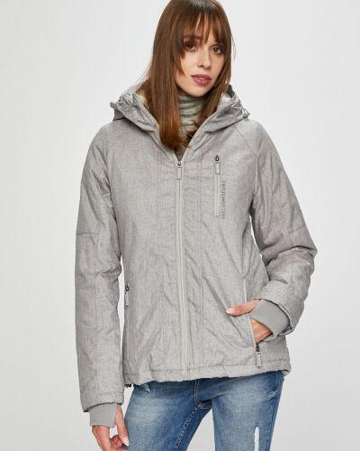 Куртка с капюшоном с карманами утепленная Sublevel