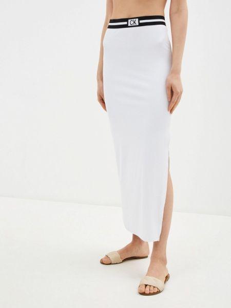 Пляжное платье весеннее платье-туника Calvin Klein Underwear