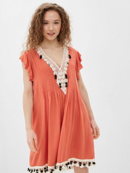 Оранжевое платье Care Of You