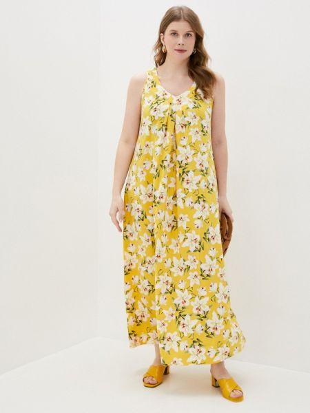 Платье прямое весеннее Amarti