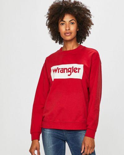 Кофта трикотажная с принтом Wrangler