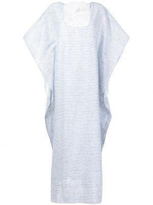 Синее прямое платье Bambah