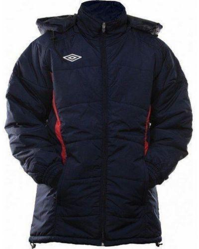 Зимняя куртка с капюшоном утепленная Umbro