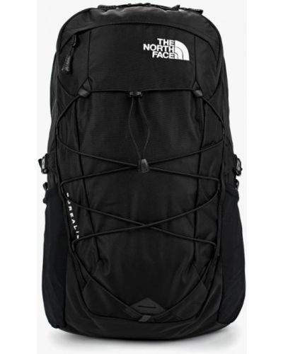 Черный рюкзак городской The North Face