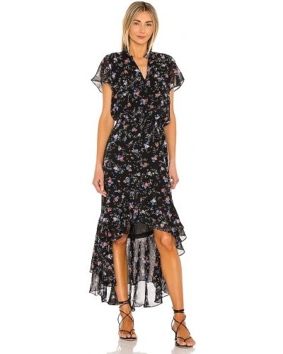 Черное платье с подкладкой 1. State