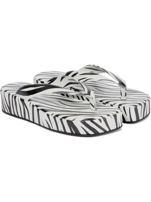 Резиновые сандалии Amina Muaddi