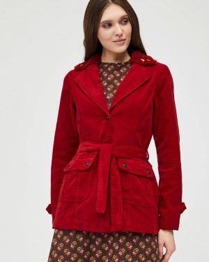Куртка - красная D'she