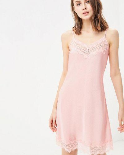 Розовая ночнушка Deseo