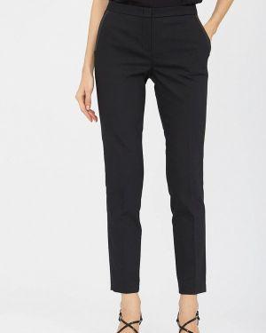 Черные брюки узкого кроя Calista