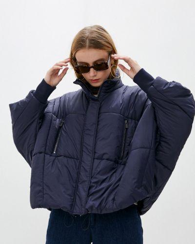 Теплая синяя куртка Jacob Cohen