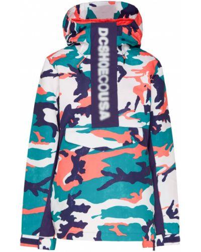 Куртка горнолыжная сноубордическая - синяя Dc Shoes