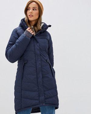 Зимняя куртка осенняя синий Bergans Of Norway