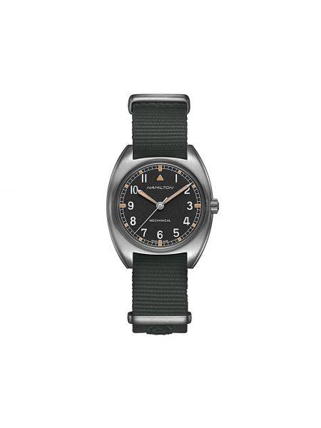 Zegarek mechaniczny - czarny Hamilton Watch