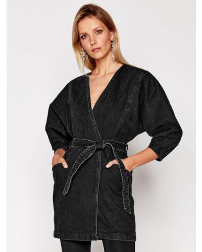 Czarna sukienka Iro