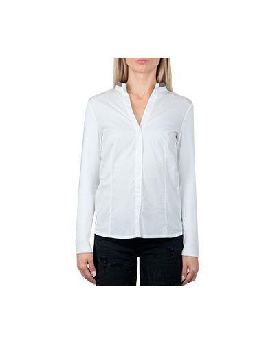 Рубашка белая Peserico