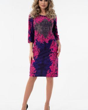Платье розовое платье-сарафан Wisell
