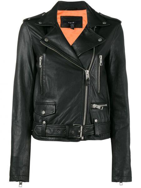 Черная куртка Ksubi