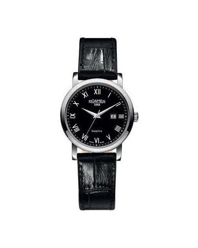 Кварцевые часы швейцарские Roamer