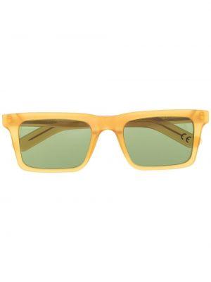 Okulary - żółte Retrosuperfuture