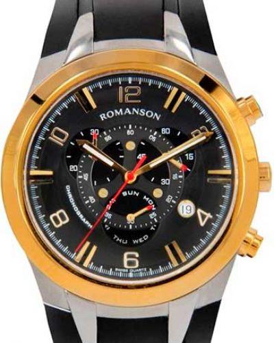 Часы водонепроницаемые спортивные Romanson