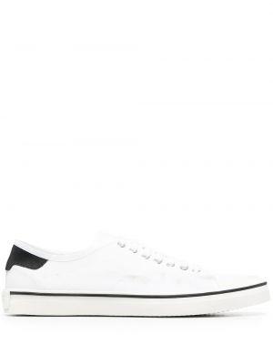 Кеды на шнуровке - белые Iro