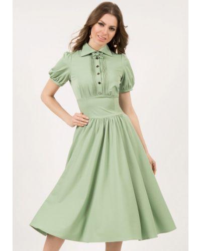 Повседневное платье зеленый оливковый Olivegrey