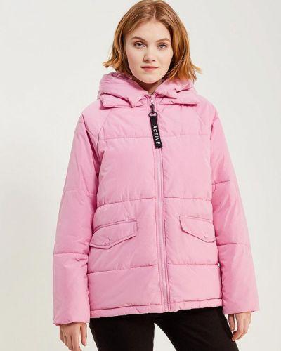 Утепленная куртка демисезонная Only