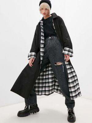 Утепленная куртка - черная Forte Dei Marmi Couture