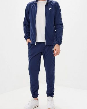Спортивный костюм синий Nike
