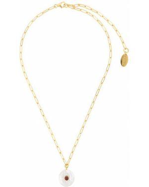 Подвеска золотая Lizzie Fortunato Jewels