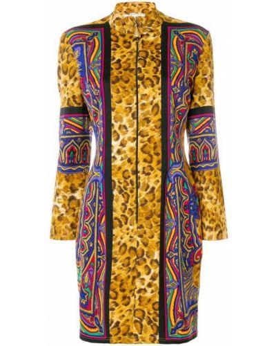 Платье мини винтажное Versus Pre-owned