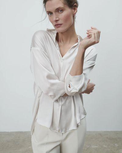 Блузка с длинными рукавами Zara