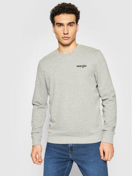 Szara bluza Wrangler