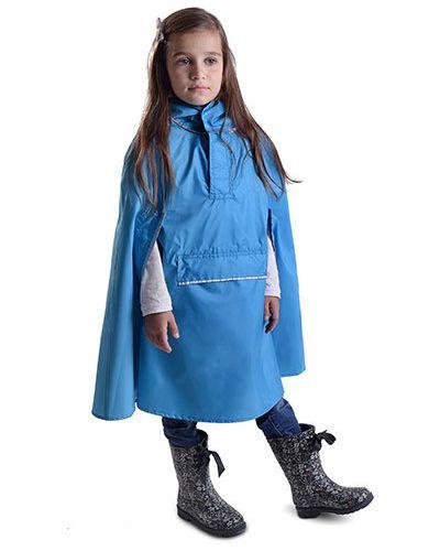Дождевик - голубой Felt Fabric Design