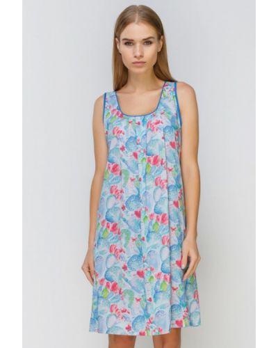 Платье - голубое Cyberjammies