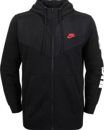Джемпер на молнии с капюшоном классический Nike