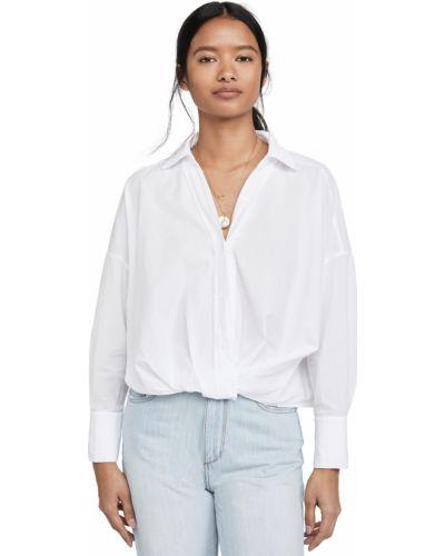 Рубашка с длинным рукавом - белая Stateside
