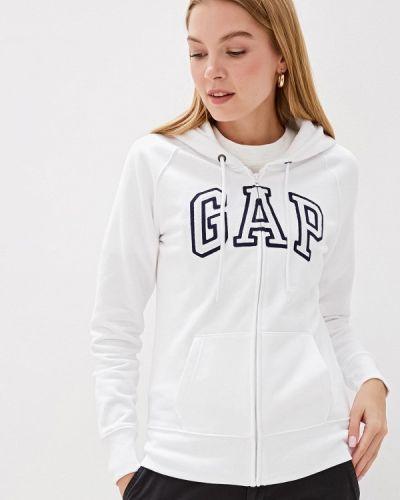 Белая толстовка Gap