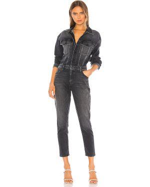 Dżinsowa kombinezon światło bezpłatne cięcie Hudson Jeans