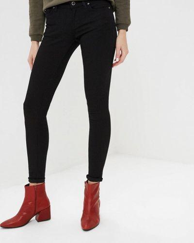 Черные джинсы-скинни Colin's