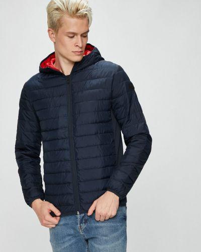 Утепленная куртка укороченная прямая Jack & Jones