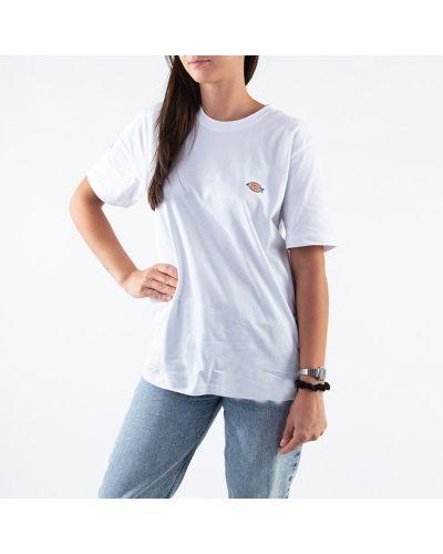 Белая футболка Dickies