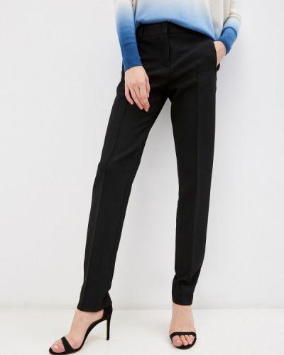 Черные брюки классические Akris Punto