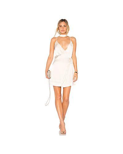 Платье с запахом платье-комбинация Endless Rose